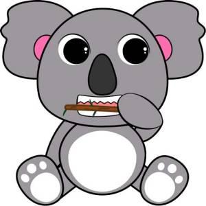 Characters_Koala-front